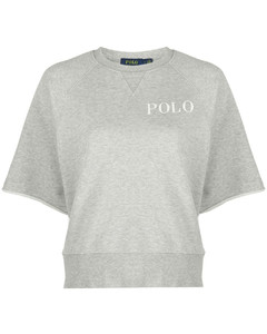 Coat with ribbed-knit wool vest