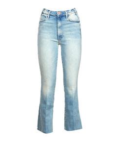 Pink wool cashmere blend coat