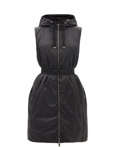 Fenasse hooded quilted down gilet