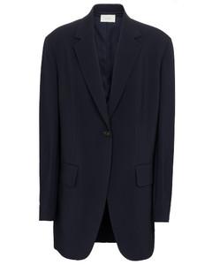 Obine大廓形西装式外套