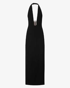 Voluminous-sleeve cropped denim jacket