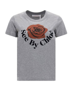 Rae printed cotton bandeau top