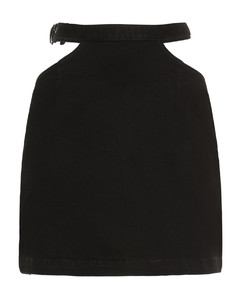 Belted Tailored Jacket_Charcoal