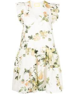 混搭風衣拼接半身裙