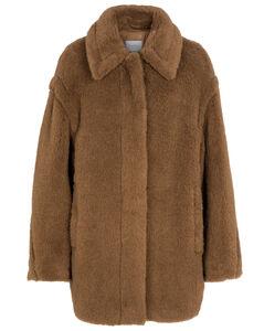 Viale alpaca-blend jacket