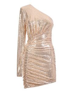 Shalimar embroidered midi-dress