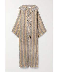黑色Spongy连衣裙