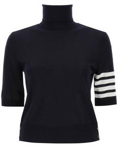 Asymmetric printed silk-satin twill dress