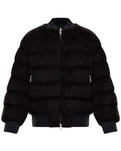Algedi Faux Fur Down Jacket