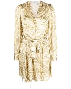 N°56 Yogi stone cashmere-blend sweatpants