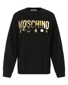 Brooke floral-jacquard blouse