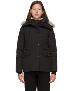 黑色Montebello羽绒夹克