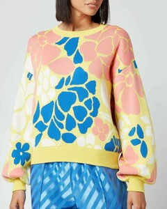 Women's Karli Jumper - Banana Leaf Knit