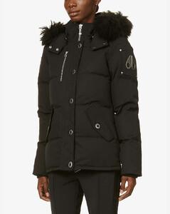 3Q cotton-blend down puffer jacket