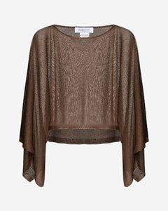 Light grey cashmere sweatpants
