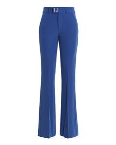Woman Tiered Lace-up Silk-blend Twill Mini Dress