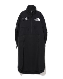 X The North Face Circle Denali coat dress