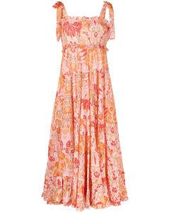 Eleodoro hooded padded-shell jacket