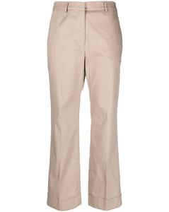 Woman Double-breasted Wool-felt Coat