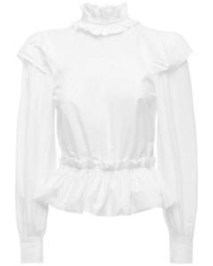 Organic Cotton Poplin Shirt