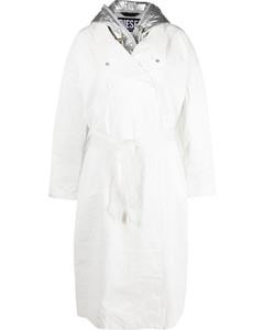 Bengal Belted Striped Linen Shirt Dress