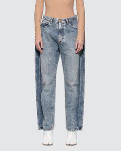 Poplin Jeans