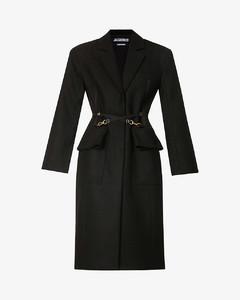 Le manteau Soco wool-blend coat