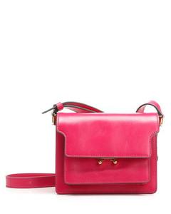 Soft Trunk Mini Crossbody Bag