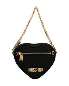 Panier small Saffiano leather bag