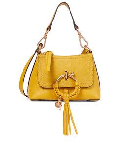 Joan Small leather shoulder bag