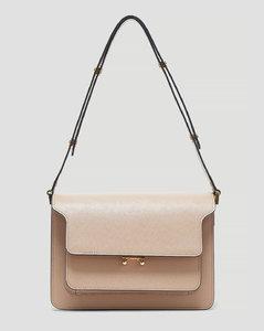Medium Trunk Bag in Brown