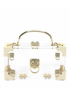 Lion Trinket Box Bag