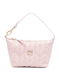 Recycled-shell bucket bag