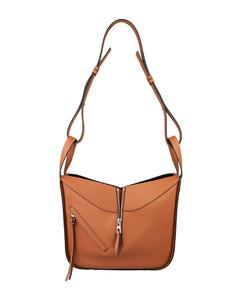 Small Leather Hammock Bag