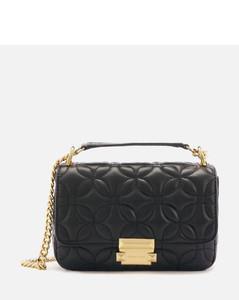 MICHAEL MICHAEL KORS Women's Sloan Chain Shoulder Bag - Black Flora