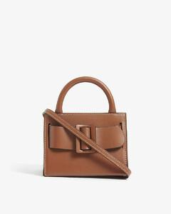 Bobby small leather crossbody bag