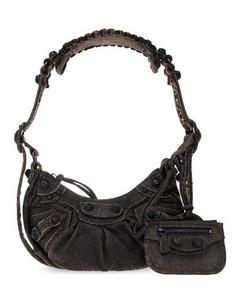 Tess Mini Leather Shoulder Bag