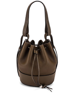 Balloon Small Bag in Brown