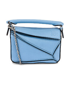 Puzzle Nano Bag in Baby Blue