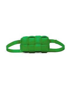 Lucent PVC cross-body bag