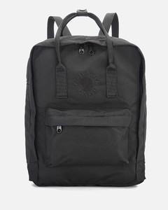 Re-Kanken Backpack - Black
