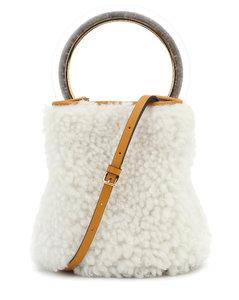 Pannier S号羊毛皮水桶包