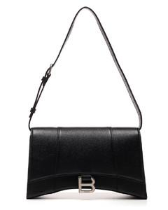 Hourglass Baguette Shoulder Bag