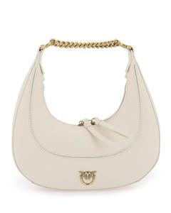 Sky blue mini cross-body bag
