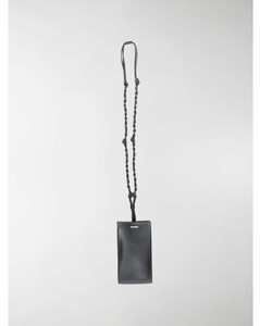 small Tangle leather cross body bag