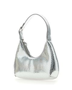 Women's Roulette Top Handle Cross Body Bag - Peach Melba