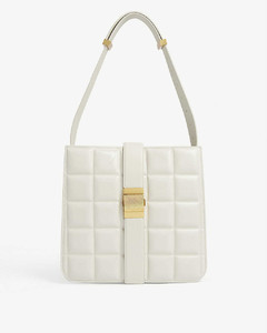 Mary quilted leather shoulder bag