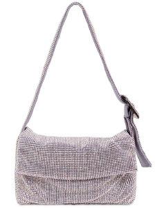 La Vitty La Mignon Crystal Mesh Bag