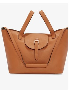 Thela Tote Bag Tan