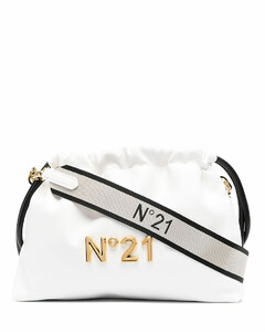 The Fringe shearling pouch